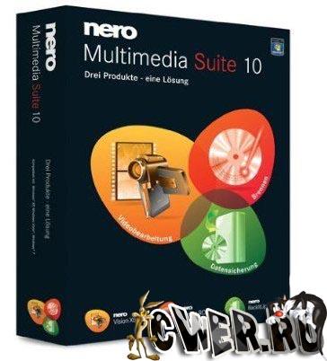 Скачать шаблоны для Nero Vision